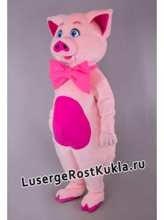 """Ростовая кукла """"Свинка розовая"""""""