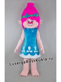 """Ростовая кукла """"Тролль Розочка"""""""