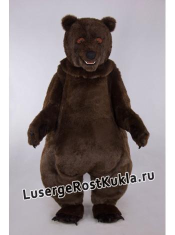 """Ростовая кукла""""Медведь Бурый новый"""""""