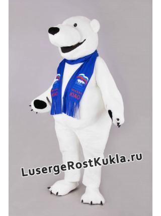 """Ростовая кукла """"Медведь белый Умка"""""""