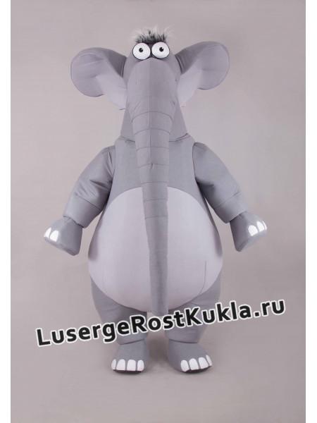 """Ростовая кукла """"Слон веселый"""""""