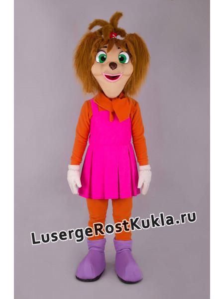 """Ростовая кукла """"Лиза Барбоскина"""""""