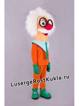 """Ростовая кукла """"Профессор"""""""