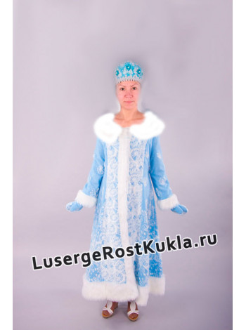 "Костюм ""Снегурочка Зимушка"""