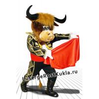 "Ростовая кукла ""Бык Тореадор"""