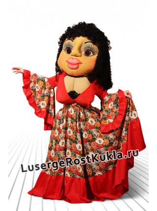 """Ростовая кукла """"Цыганка"""""""