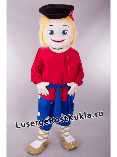 """Ростовая кукла """"Иван"""""""