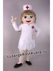 """Ростовая кукла """"Катюша медсестра"""""""