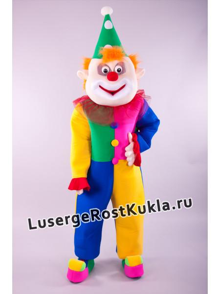 """Ростовая кукла """"Клоун"""""""