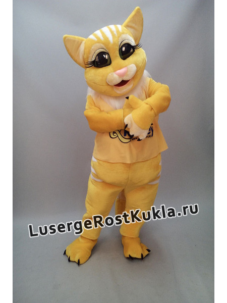 "Ростовая кукла ""Кошка Милашка"""