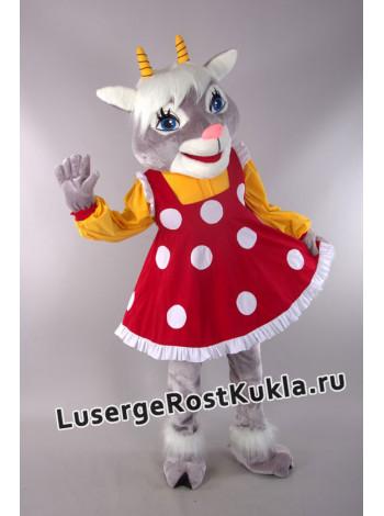 "Ростовая кукла ""Козочка """