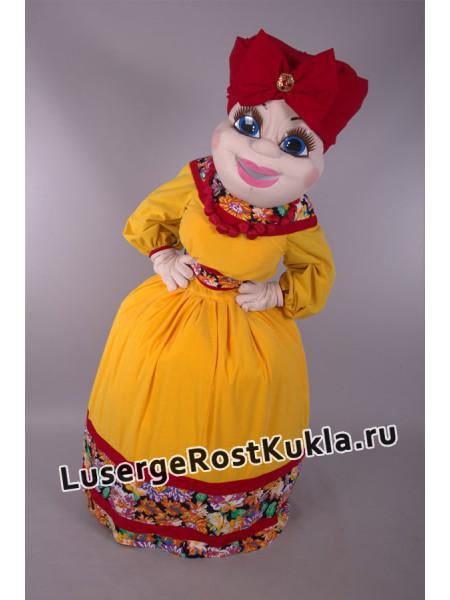 """Ростовая кукла """"Купчиха"""""""
