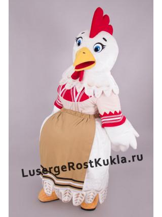 """Ростовая кукла """"Курочка народная"""""""
