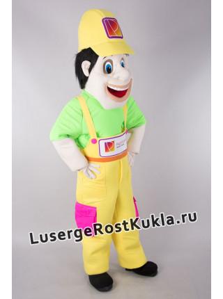 "Ростовая кукла ""Мастер Окон"""