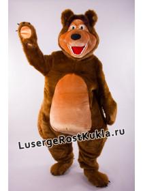 """Ростовая кукла """"Медведь"""" - из мультфильма Маша и Медведь"""