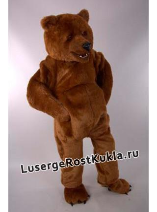 """Ростовая кукла """"Медведь Русский"""""""