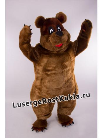"Ростовая кукла ""Медведь Сластёна"""