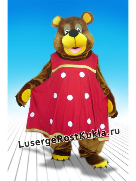 "Ростовая кукла ""Медведица"""