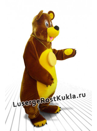 """Ростовая кукла """"Мишка олимпишка"""""""