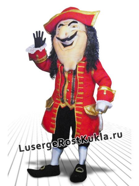 """Ростовая кукла """"Пират капитан Крюк"""""""