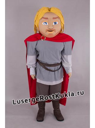 "Ростовая кукла ""Пётр"""