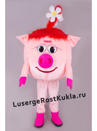 """Ростовая кукла """"Смешарик Нюша"""""""