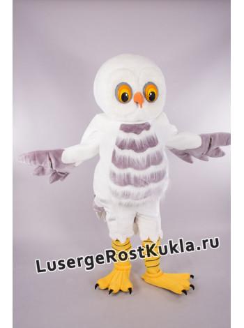 "Ростовая кукла ""Сова Полярная"""