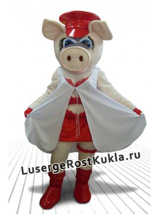 "Ростовая кукла ""Свинка SuperSTRIP Red"""