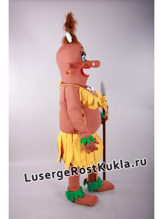 """Ростовая кукла """"Туземка"""""""