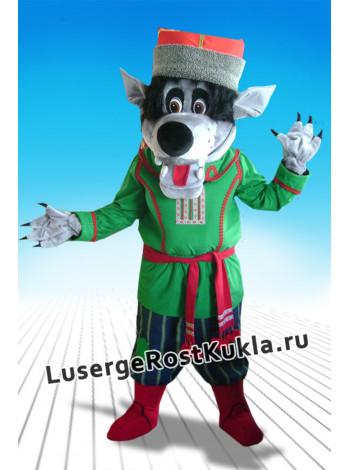 """Ростовая кукла """"Волк народный"""""""