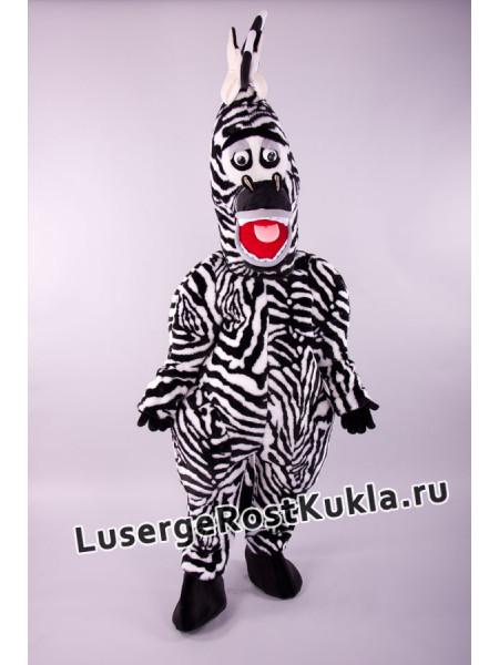 """Ростовая кукла """"Зебра"""" (Мадагаскар)"""