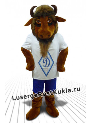 "Ростовая кукла ""Зубр"""